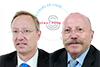 MM. Bernatd Saugey et Dominique Bailly, Questeurs du Sénat